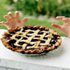 who doesn't like pie?, blueberry pie: its what's for dinner