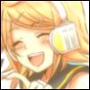 Kuuran! -->______: Happy - Kagamine Rin