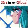 Yukina's flame