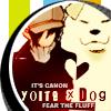 Yoite x Dog