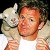 Gordon Ramsay & lamb