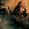Captain Jack Sparrow: compass 2; lost