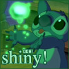 Shameless: shiny stitch