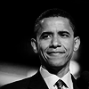 happy is as happy does: Barack Obama (hottest pres eva)