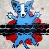 Dead Blue Dog