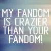 alianika: crazy fandom