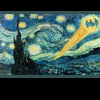 starry batman