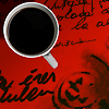 Coffee - red