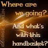 Elycia: Handbasket by Annwyn55