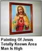 Binary Jesus: High Art
