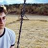 Harry on swing.
