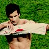 Figo | Zizou's shirt smells