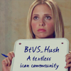 Buffy Hush Whiteboard