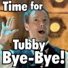 Doctor Who-Tubby Bye-Bye
