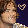 blackbirdj2: Jared aussiecon heart
