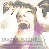 Brazen Flight (White)
