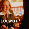 e.: *X-Files: Scully on Drugs