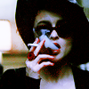 Marla Smoking