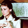 Audrey/breakfast at tiffany's