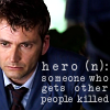 Doctor Who- Hero (by allfireburns)