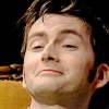 Niki: DTennant: Slitted Eyes