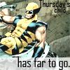 4Thursday's Child - Logan