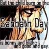 7Sabbath Day - Kitty