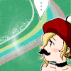 Relm// Fake Moustache