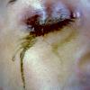 viva la Mary: eye