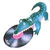 крокодил, аудио