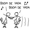 xkcd, boom de yada