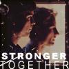 Stef: Smallville - Ollie/Clark Stronger togeth