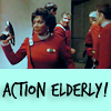 ST os action elderly