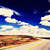 Caspian: Sun; sweat; and road