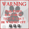 Random- Puppy Warning