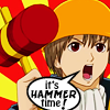 Gintama - Hammertime (Sougo)