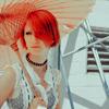 [Random - Parasol Rouge]