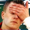sad side of normal: F1: Kimi facepalm