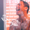 DiNozzo Shower HeartWings