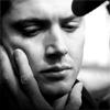 taralyngrady: Dean withBobby'shandonface