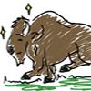This Bison Be Jammin': Kickin' it Prairie Style: BISON *SPARKLE*