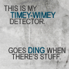 Not-So-Dark Arts: timey wimey detector