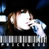 Ruki priceless black  blue GazettE J-Roc