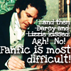 the plucky young girl who helps the Doctor: darcy - fanfic most difficult!