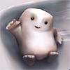 the DoctorDonna Mourner: Dr Who Adipose Waving