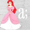 every Starbucks should have a polar bear: Disney: Little Mermaid pink dress of win
