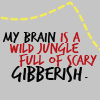 Brain Gibberish