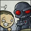 SW Vader Choking
