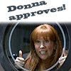 Approval - Donna Approves!