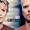 Sue: SG-1 - Sam/Jack {otp}